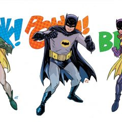 This Brilliant BATMAN '66 Art is the Best Thing You'll See Today
