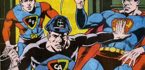 13 Great CAPTAIN ACTION Artists: Wally Wood