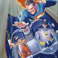 IsBATMAN '66 MEETS SUPERMAN '55 in the Works?