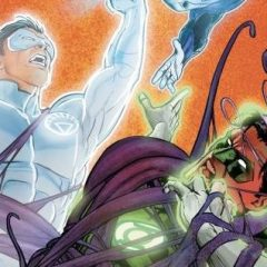 EXCLUSIVE Preview: HAL JORDAN AND THE GREEN LANTERN CORPS #15