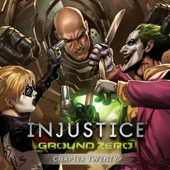 EXCLUSIVE Preview: INJUSTICE: GROUND ZERO Chap. 20