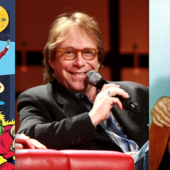 Q&A: LOST IN SPACE, Comics and Pop Culture With BILL MUMY