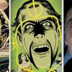Finally! CHRISTOPHER LEE Cast as RA'S AL GHUL — From Beyond the Grave