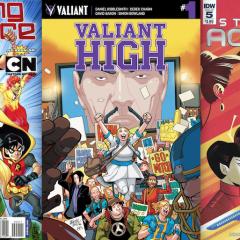 13 Coolest High School Universes in Comics and Cartoons