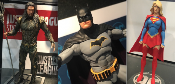 TOY FAIR 2017: The DC COLLECTIBLES Report