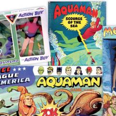 HERO-A-GO-GO! Aquaman's Biggest Splash