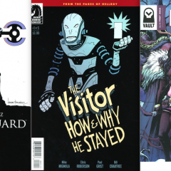 LAST WEEK'S COMICS TODAY With Dr. Christy Blanch