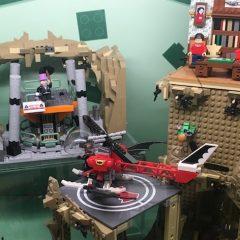 An Up-Close Look at the LEGO BATMAN '66 BATCAVE