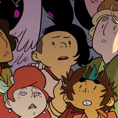 EXCLUSIVE Preview: LUMBERJANES #35