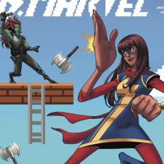 Let's Make MS. MARVEL the Best-Selling Comic Book in February