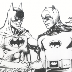 """Batman, WE Are the Greatest!"""