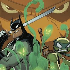 EXCLUSIVE Preview: BATMAN/TEENAGE MUTANT NINJA TURTLES ADVENTURES #4