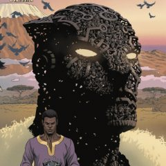 EXCLUSIVE Preview: BLACK PANTHER #12