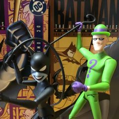 REVIEW: DC Collectibles' Animated CATWOMAN & RIDDLER
