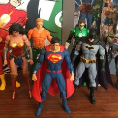 ADVANCE REVIEW: DC Collectibles' REBIRTH JUSTICE LEAGUE 7-Pack