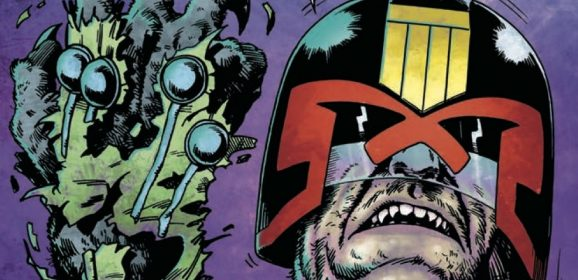 EXCLUSIVE Preview: JUDGE DREDD: CRY OF THE WEREWOLF Steve Dillon Tribute