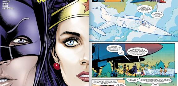 EXCLUSIVE Preview: BATMAN '66 MEETS WONDER WOMAN '77 #3