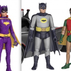 EXCLUSIVE LOOK: The Art of Sculpting BATMAN '66