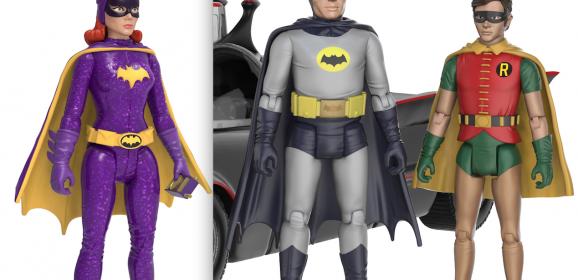 EXCLUSIVE LOOK: The Art of Sculpting BATMAN '66