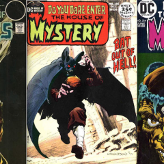 13 COVERS: A BERNIE WRIGHTSON Horror Comics Salute