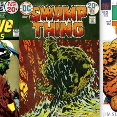 13 COVERS: A BERNIE WRIGHTSON Superhero Comics Salute