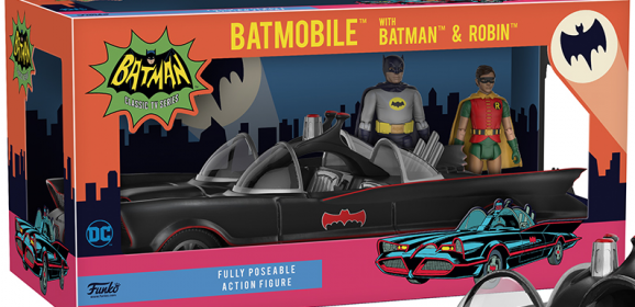 EXCLUSIVE: Funko's BATMOBILE is Coming in MAY