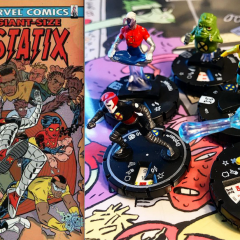 The Ecstasy of Mike Allred's X-STATIX HeroClix