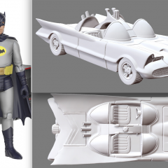 EXCLUSIVE: The Secrets of FUNKO'S 1966 BATMOBILE — REVEALED!
