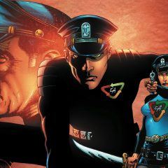 13 GREAT CAPTAIN ACTION ARTISTS: Paul Gulacy