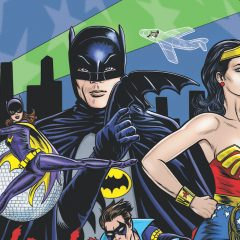 DC's BATMAN '66 Comics Series Nears the Finish Line … or Does It?