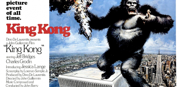 There Will Be Blood: KING KONG in the 1970s
