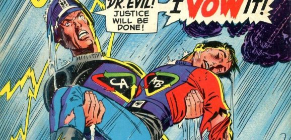 13 GREAT CAPTAIN ACTION ARTISTS: Dick Giordano