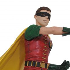 EXCLUSIVE FIRST LOOK: Diamond's BURT WARD ROBIN Statue