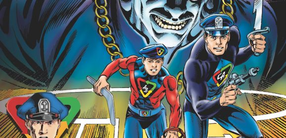 13 GREAT CAPTAIN ACTION ARTISTS: Jerry Ordway