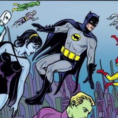 BATMAN '66 Comic Wraps Up With LEGION Crossover