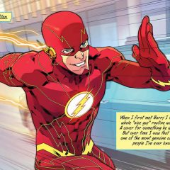 EXCLUSIVE Preview: THE FLASH #20