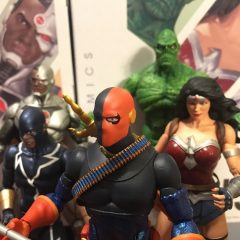 REVIEW: A Great DEATHSTROKE Figure Leads New ICONS Wave
