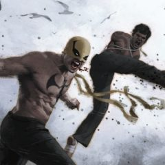 EXCLUSIVE Preview: IRON FIST #3
