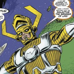 EXCLUSIVE Preview: SILVER SURFER #10