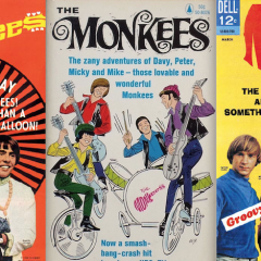 DAYDREAM BELIEVING: The Hidden History of THE MONKEES in Comics