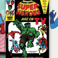 BEHOLD, TRUE BELIEVERS! Your Guide to the MARVEL Cartoons of the '60s!