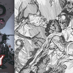 GARY GIANNI: Hellboy, Mignola and the Alchemy of Collaboration