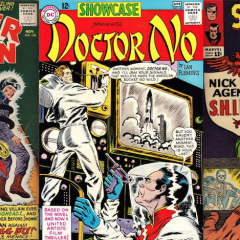 JAMES BOND's Bizarre Influence on MARVEL & DC in the '60s