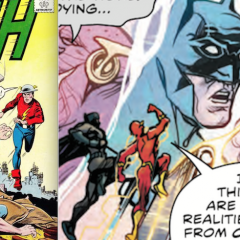 DC Brings Back the Original EARTH-ONE — Sort Of
