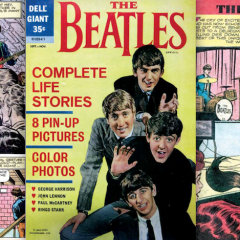 When Comics Great Joe Sinnott 'Met' THE BEATLES
