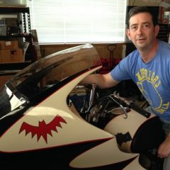 Auction Flub Leads New Owner to ORIGINAL 1966 BATCYCLE
