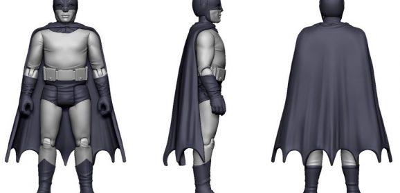 EXCLUSIVE: How Funko Created ADAM WEST's BATMAN