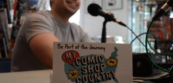 PODCAST ALERT: The Quest For a Great Comics Shop