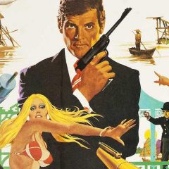 ROGER MOORE: The Man With the Golden Charm