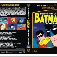 The BATCAVE PODCAST FILMATION Index